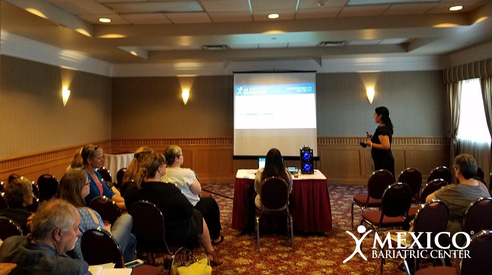 Canada weight loss seminar - dr louisiana valenzuela - Mexico bariatric center